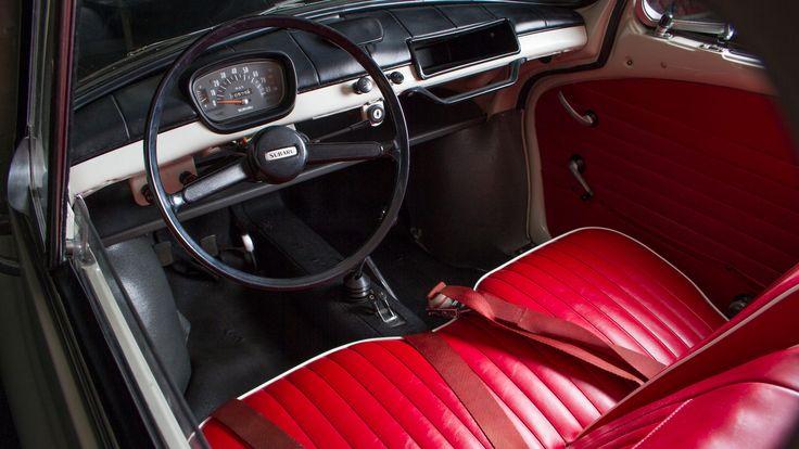 1969 Subaru 360 Microcar presented as Lot W212 at Kissimmee, FL