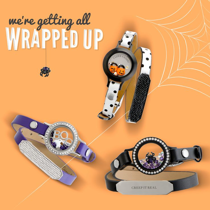 Origami Owl Halloween 2016 Limited Edition Items  Available 9/13 at Noon CDT  www.ruthkaler.origamiowl.com