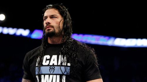 IN LOVE WITH ROMAN REIGNS