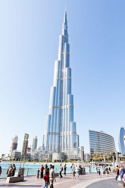Burj Khalifa 1 - Dubai, Emiratos Árabes Unidos