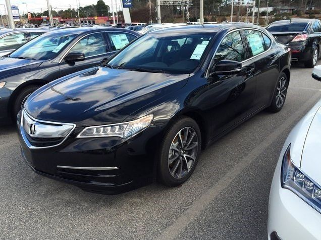 #2016 Acura TLX V6 Advance The TLX sends a supportive monocular camera that becomes both the dedication and degree of the vehicle's road identifying pref.