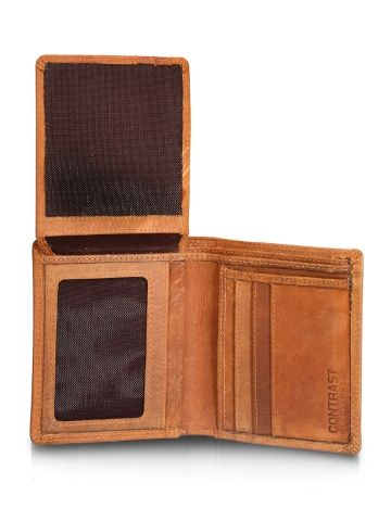 Tan Color Genuine Leather Wallet!  -7 caed slots  -2 notes sections  -3 photo ID and card holder  -2 currency sections  This is a wallet you'll love! With multiple compartments it will give you every bit of organization you need and outfit you with an indispensable and casually chic accessory that's easy to tote to the office and beyond.  Material Used  -Genuine Leather   HandMade!