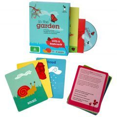 Life for Beginners - In the Garden DVD and Flashcards.   Great for little ones aged 0-4 years old.  $34.95