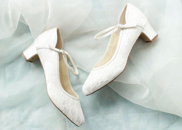 Amiya in 2020   Wide fit wedding shoes