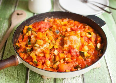 Haal de Marokkaanse keuken in huis met dit heerlijke visgerecht dat je, zoals de naam al doet vermoeden, lekker handig in één pan kunt bereiden. Makkelijk, snel en boordevol smaak. …
