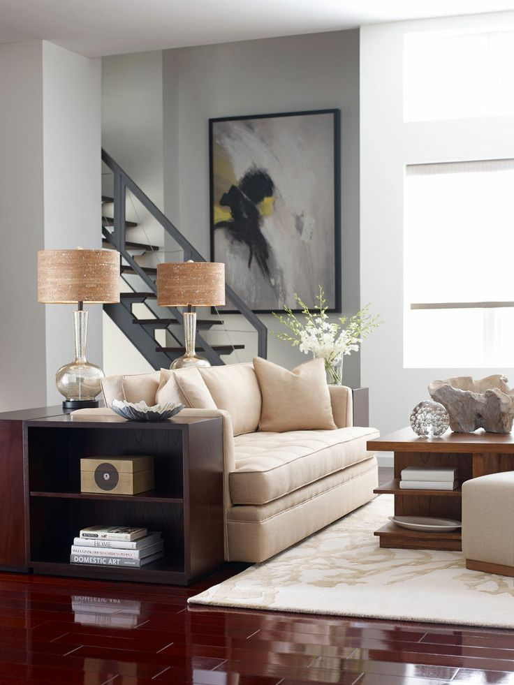 Highland House Furniture By Candice Olson With A Candice Olson Modern Classics Rug From Surya