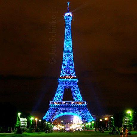 Paříž Eiffelovka | Jan Schinko jr. http://www.paristep.com