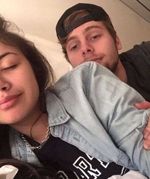 Luke and Arzaylea