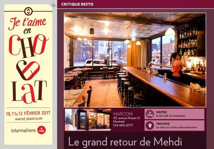Le grand retour de Mehdi - La Presse+