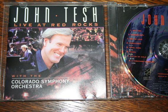 John Tesh Live at Red Rocks with the Colorado Symphony