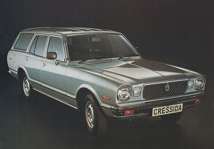 1977 Toyota Cressida Estate
