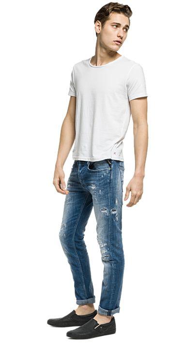 Ronas slim fit jeans