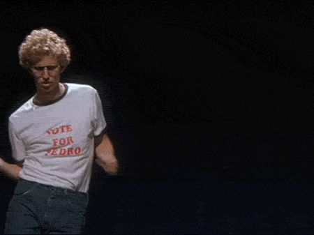 Victory dance for the best Christmas GIF!
