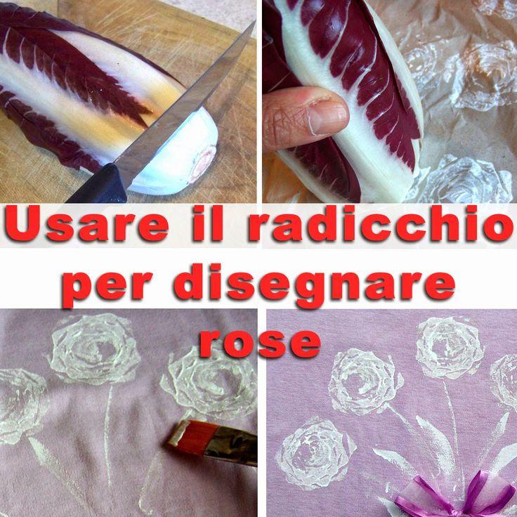 Oltre 25 fantastiche idee su decorare magliette su pinterest for Colorare le rose