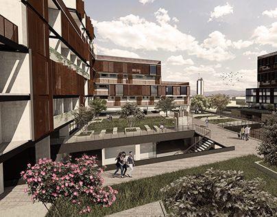 """Check out new work on my @Behance portfolio: """"Renovación urbana en Sucre: Proyecto de Grado"""" http://be.net/gallery/62845817/Renovacion-urbana-en-Sucre-Proyecto-de-Grado"""