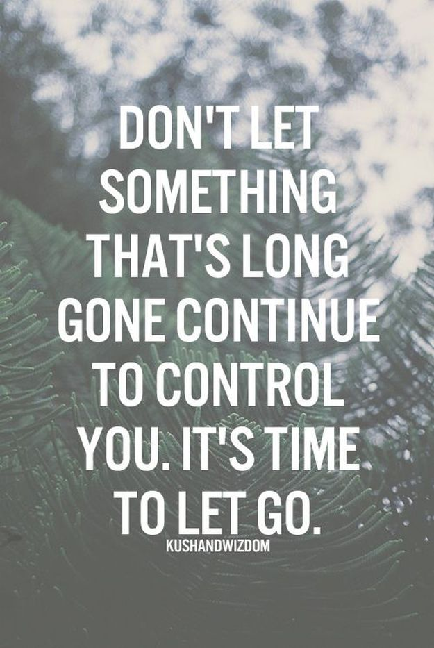 Letting go | 20 Inspirational Quotes About Changing Yourself