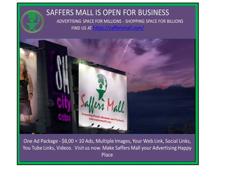 Value for money at https://saffersmall.com/. 10 ads for $8. Place each ad for a full 30 days. Includes text, backlinks, multiple images, links to social sites and videos or video links.