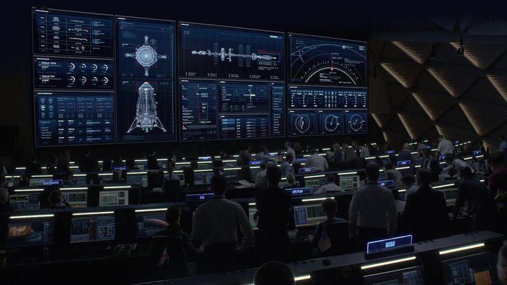 The Martian - Territory