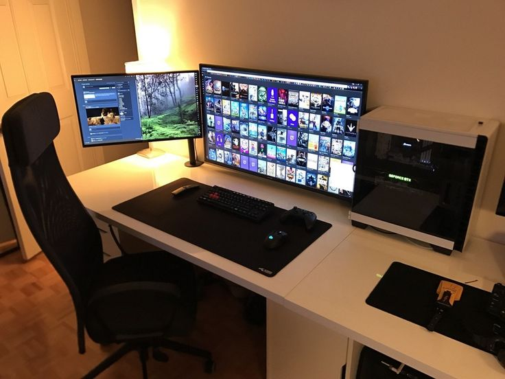 909 best gaming rigs work station images on pinterest How to make a gaming setup in your room