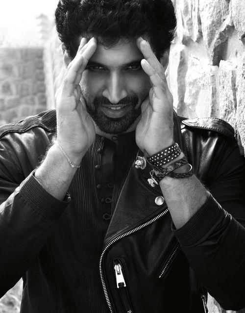 Aditya Roy Kapur's Photoshoot for GQ's Nov issue