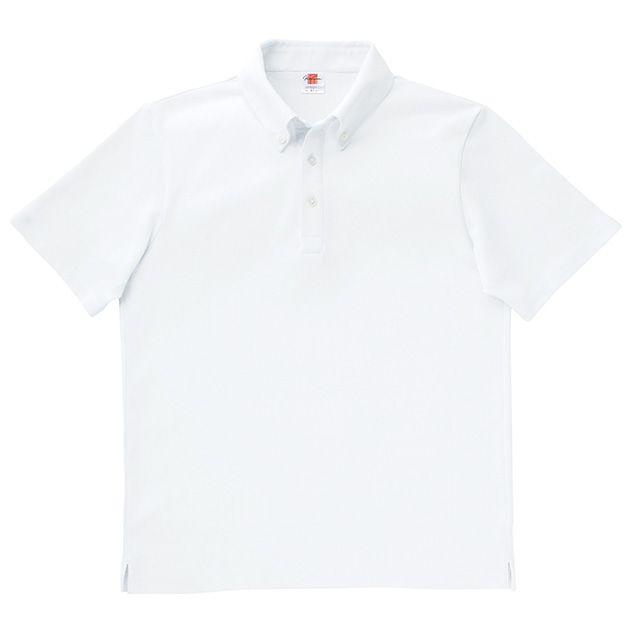 ポロシャツ作る・オリジナル刺繍・プリントならココスタイル(COCO STYLE) / ボタンダウンポロシャツ