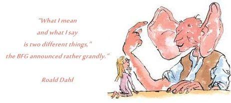 "Roald Dahl i ""SVK"""