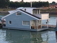 Boats for sale UK, boats for sale, used boat sales, House Boats For Sale Sea-clusion Floating Homes Ltd - Apollo Duck