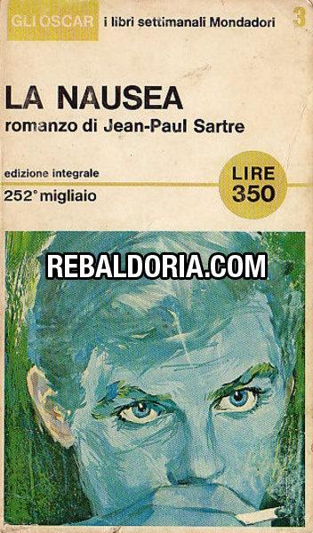 La nausea-Sartre