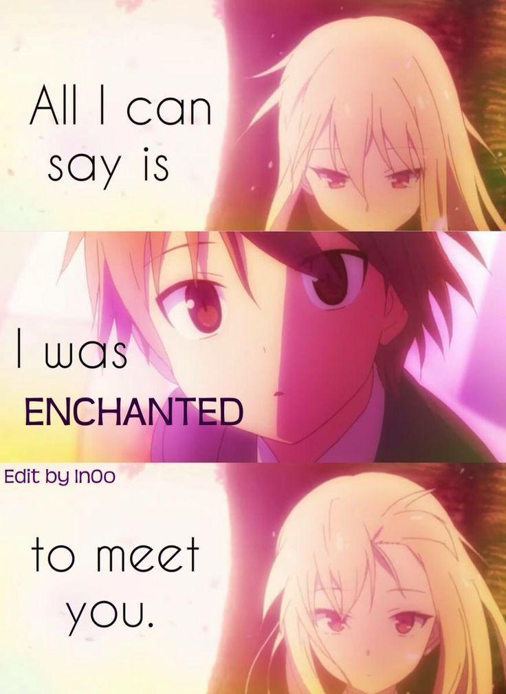 53 best Anime Quotes images on Pinterest | Manga quotes, Sad ...