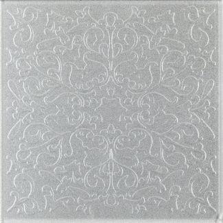 Velatia / Velatio Bianco - płytki łazienkowe z delikatną grafiką - Ceramika Paradyż