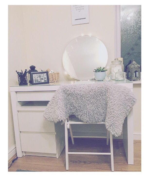 The 25 best malm dressing table ideas on pinterest ikea for Bedroom vanity ikea
