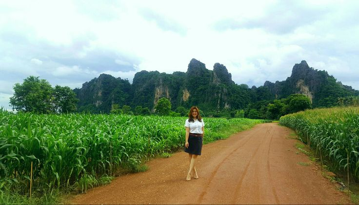 In Love the Natural  My hometown Phitsanulok Thailand