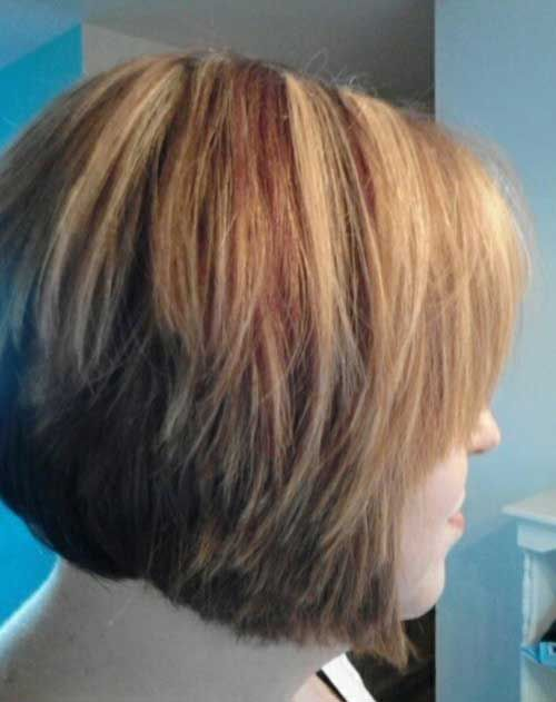 new short bob haircuts 17 best ideas about layered bobs on layered 6313 | dad49b49339e15f7a1241dc1cc38d605