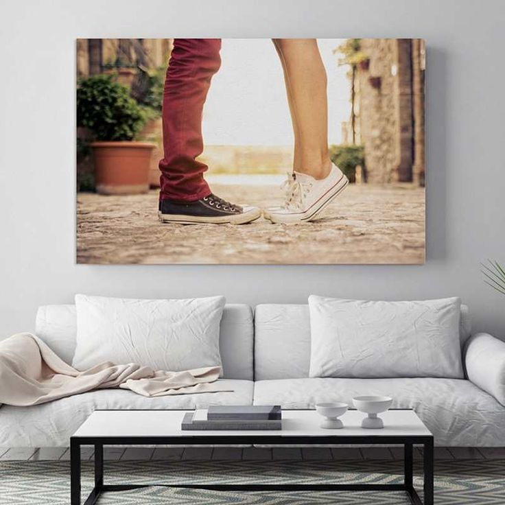 Printed Canvas Posters Multiple Dimensions - Follow The Link Price: €17.00