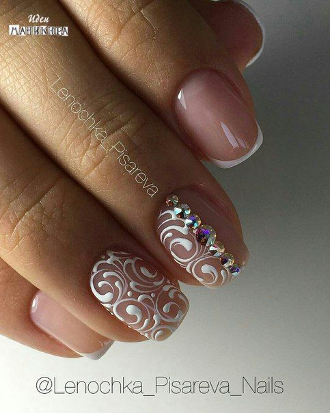 31dc2012 Day 10 Gradient Nails: Best 25+ French Nail Designs Ideas On Pinterest