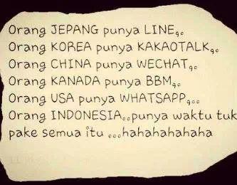 indonesia harus lebih kreatif