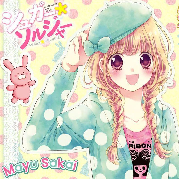 """Ich bin's Sweetlemonart on Instagram: """"Manga/Anime: Sugar Soldier Handlung: Ihr Leben lang hat Makoto im Schatten ihrer"""