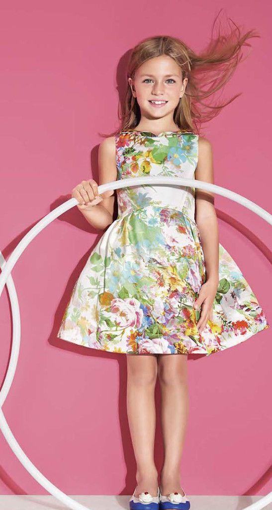53 best vestido meninas images on Pinterest   Kid outfits, Baby ...