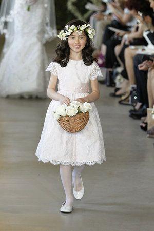 Dress by Oscar de la Renta Spring 2013