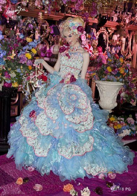 C7F-510|Sugar Kei|ブランド|オシャレでこだわり、個性的なウェディングドレス、カラードレス、タキシードレンタルならドレスショップブランシェ