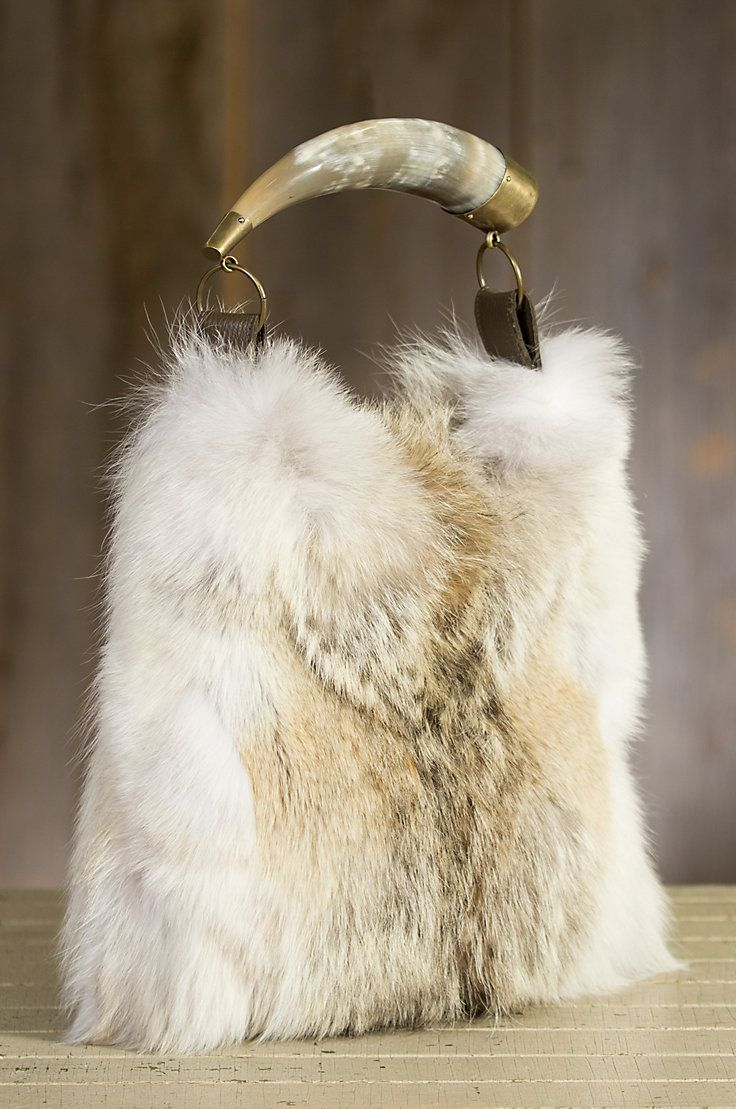 The Austin Fur Handbag goes wild in natural fur that looks and feels amazing, and packs some oomph into daytime or evening clothes. Free shipping   returns.