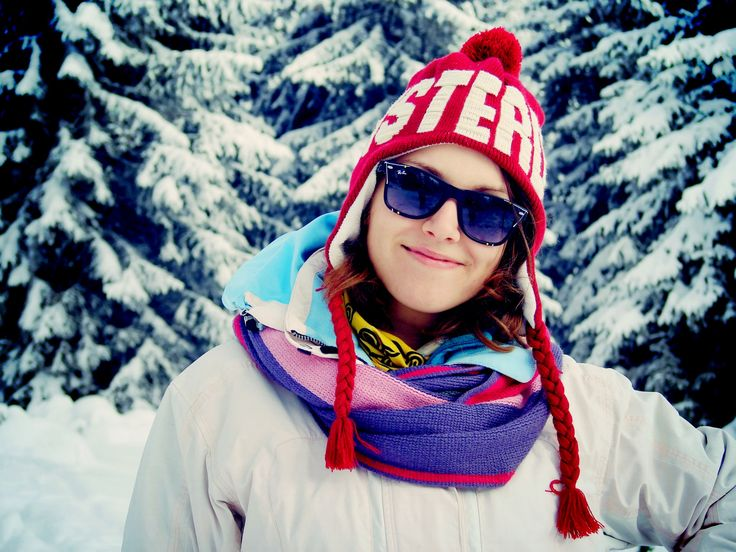 It`s snow time! by Lana Neman on 500px