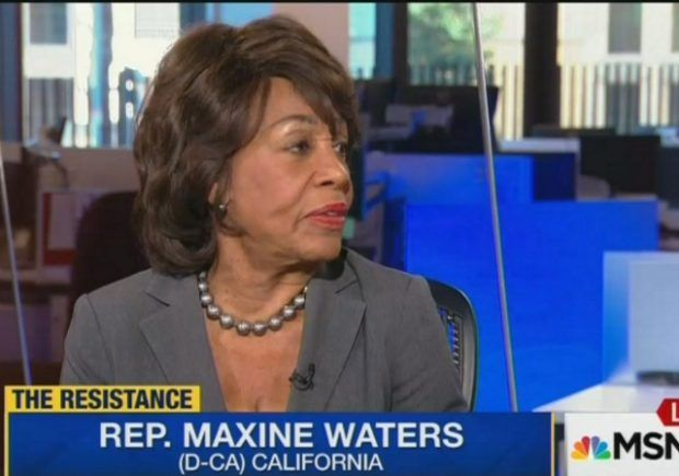 Maxine Waters: We Have Got To Find Stuff On Trump To Impeach Him