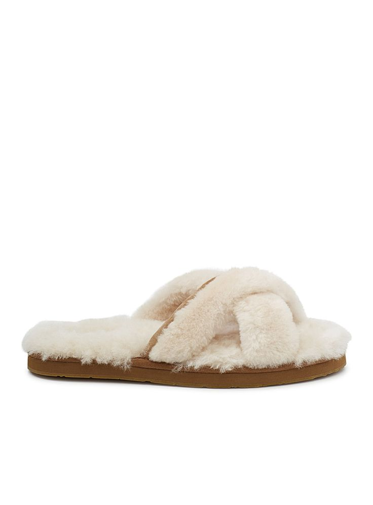 Abela slippers | UGG | Shop Women's Slippers Online | Simons