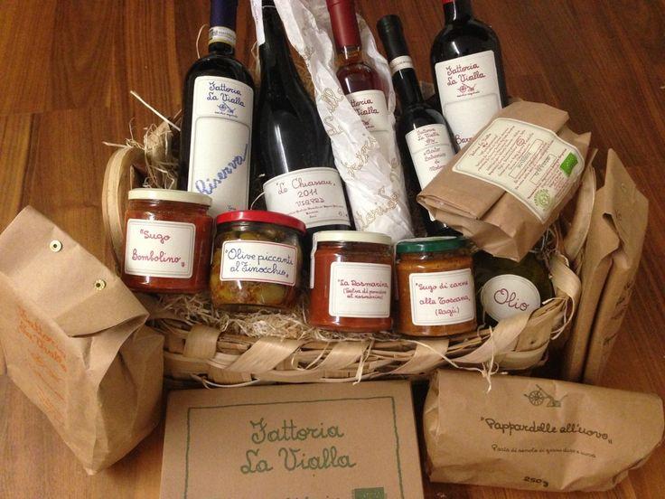 Fattoria La Vialla Review: Organic Italian Food Fresh From The Farm