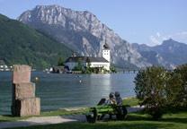 Gmunden, Austria, Castle Orth