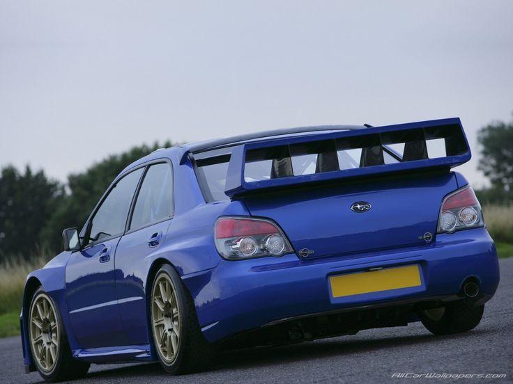 Image detail for -2006 Subaru Impreza WRX Sti