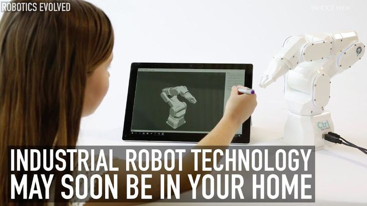 Industrial robot technology may soon be in your home    Yahoo Finance  January 10, 2017         This robot arm is a fraction of the price of similar robots you might see in factories.