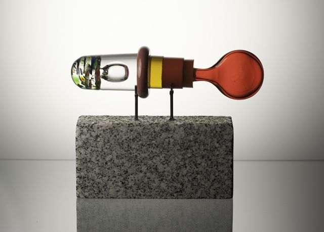 Markku Salo Oceanis 2012 Glass and Finnish granite