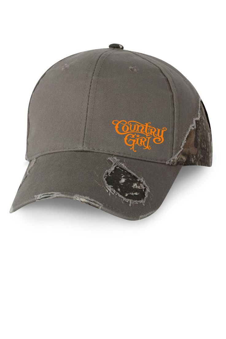 Our frayed camo hat features the frayed 550745aaf831